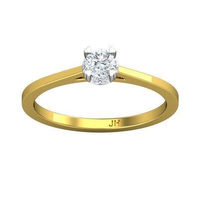 4649500a95 Natural Diamond Ring 0.23 CT / 1.83 gm GoldRs 24,312Rs 20,906